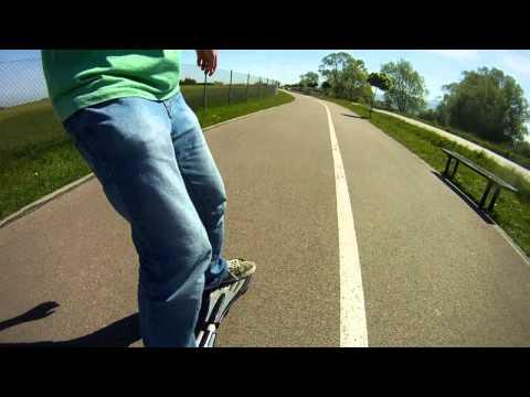 Waveboard.Test GoPro