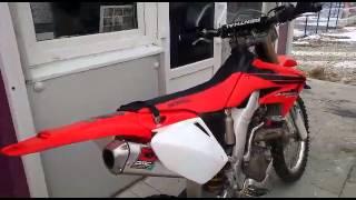 9. 2007 Honda CRF250X