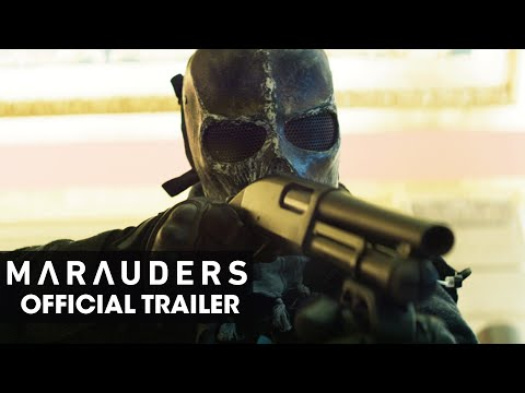 Bruce Willis Stars in Bank Heist Thriller Marauders Official