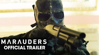 Marauders  2016     Bruce Willis  Dave Bautista  Adrian Grenier  Christopher Meloni  Official Trailer