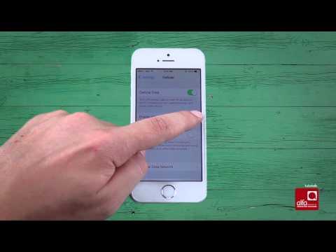 كيف تقوم بتشغيل 4 G على هاتفك؟