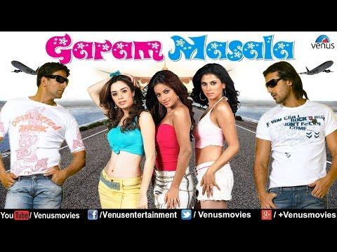 Garam Masala | Hindi Full movie | Akshay Kumar Movies | John Abraham | Latest Bollywood Comedy Movie