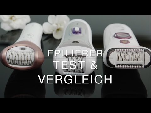 Epilierer TEST - der ultimative Epilierer Vergleich | YOUNEEQ