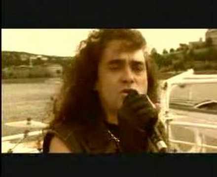 Kalapács - Itt leszek online metal music video by KALAPÁCS