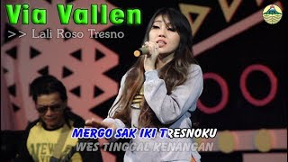 Video Via Vallen - Lali Rasane Tresno MP3, 3GP, MP4, WEBM, AVI, FLV Oktober 2017