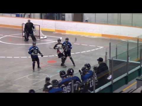 Centurions vs. Vancouver HC – Period 2 (04/19/13) Ball Hockey Videos Skills Tricks