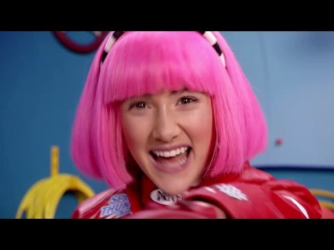 Lazy Town | The Lazy Rockets Music Video | Lazy Town Songs
