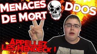 Video LE MEC DES HENDEK ME MENACE DE MORT ! (PREUVE) MP3, 3GP, MP4, WEBM, AVI, FLV Agustus 2017