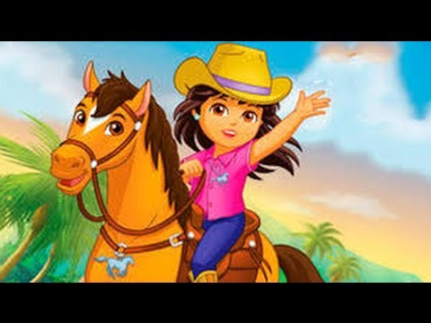 Legend of the Lost Horses - Watch Dora and Friends: Dora the Explorer - Best Games For Kids
