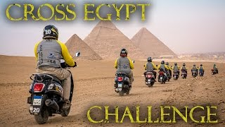 The Cross Egypt Challenge - Riding 3000 KM in 9 Days. An Epic Motorcycle Rally!