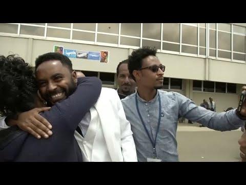 Nach 20 Jahren: Flugverbindung zwischen Äthiopien und ...