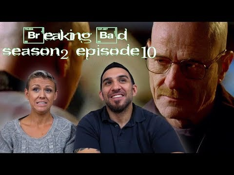 Breaking Bad Season 2 Episode 10 'Over' REACTION!!