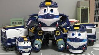 Video 로봇트레인 케이 기차 장난감 Robot Trains Kei Toys MP3, 3GP, MP4, WEBM, AVI, FLV Desember 2017