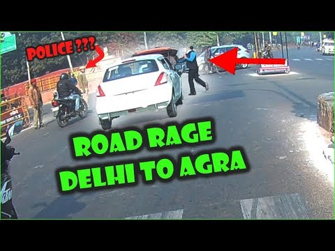 Road Rage In Agra || Delhi To Agra || Yamaha R15s || Mvisualfilms