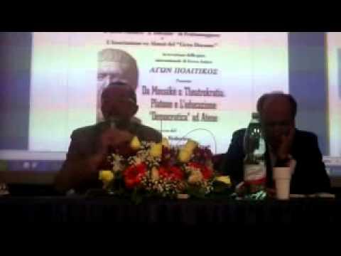 conferenza del professore eduardo federico