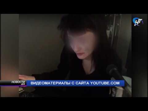 В Великом Новгороде расследуется избиение блогерши матерью во время интернет-трансляции