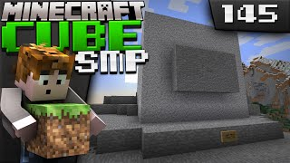 Minecraft: Cube SMP - Episode 145 - DON'T PRESS THE BUTTON!