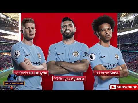 Arsenal vs Man City 0-3  ALL Goals and Highlights  (Carabao Cup Final) 2017-18 HD