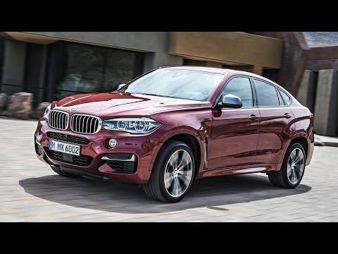 New BMW X6 _ 2014 - видео обзор!