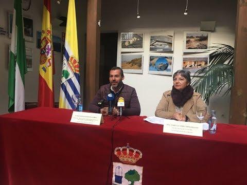 Presentación del Programa 'Un millón y medio de pasos. De Isla Cristina a Mataró
