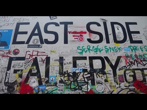 Video: East Side Gallery