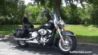 9. 2014 Harley Davidson Heritage Softail Classic For Sale *