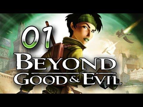 Let's Play Beyond Good & Evil #001 [German] - Das geht ja gut los
