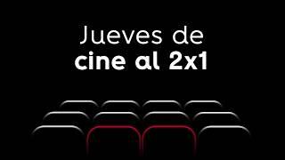 Todos los jueves son de cine al 2×1 con #AlticeCinema