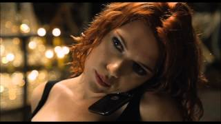 The Avengers - Black Widow Interrogation (Movie Clip)