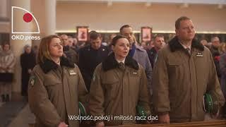 Śpiewająca policja to jest możliwe tylko w PiS'owskiej Polsce…chory kraj.