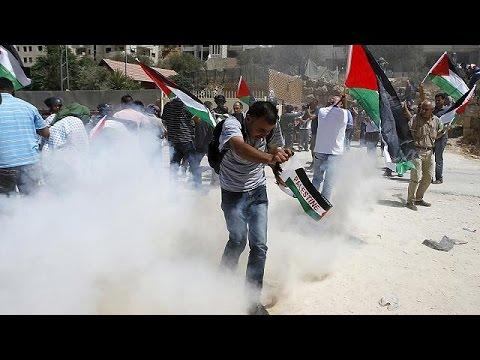Δυτική Όχθη: Νέες συγκρούσεις μεταξύ Ισραηλινών και Παλαιστινίων