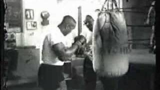 Sonny Liston The Night Train