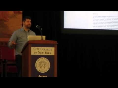 Prof. Mattew Green | Johns Hopkins University | anonymous ZeroCash creator, alternative to Zerocoin