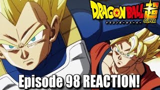Dragon Ball Super Episode 98 Review & Reaction! Hope y'all enjoy!! Have an amazing blessed day and live life to its fullest! :DMake Sure To Follow Me On Social Media!!Twitter: https://twitter.com/jrzsaiyanInstagram: https://www.instagram.com/jrzsaiyan/Twitch: http://www.twitch.tv/jrzsaiyan