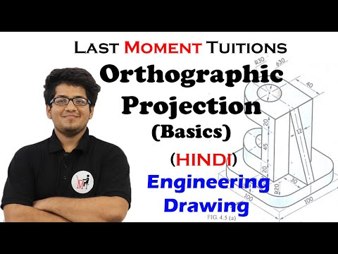 Download Hindi Isometric Projection Example 1 Engineering Drawing