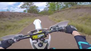 4. Gap Creek Farm Shenanigans  - Husqvarna FX 350 - Motocross and Enduro