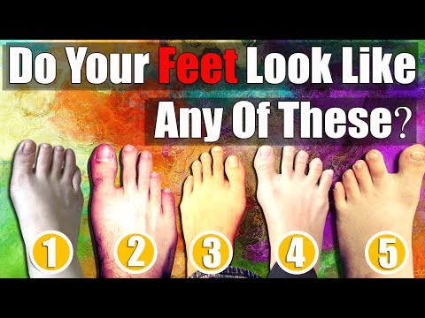 Video 11 Foot Shapes That Reveal Secrets about Your Personality - Top List download in MP3, 3GP, MP4, WEBM, AVI, FLV January 2017