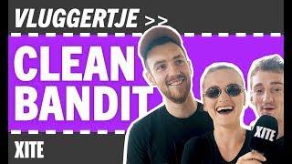 CLEAN BANDIT over COLLABS met JUSTIN BIEBER en LANA DEL REY | Vluggertje #21 Video