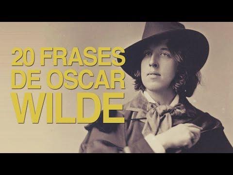 Poemas cortos - 20 Frases de Oscar Wilde, la controversia de la excentricidad