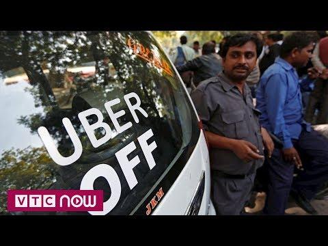 Uber tiếp tục bán cho Ola ở Ấn Độ | VTC1 - Thời lượng: 33 giây.