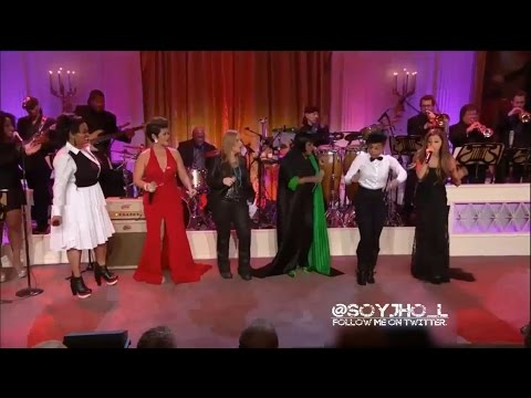 Women Of Soul - Proud Mary (Live At The Whitehouse 2014)