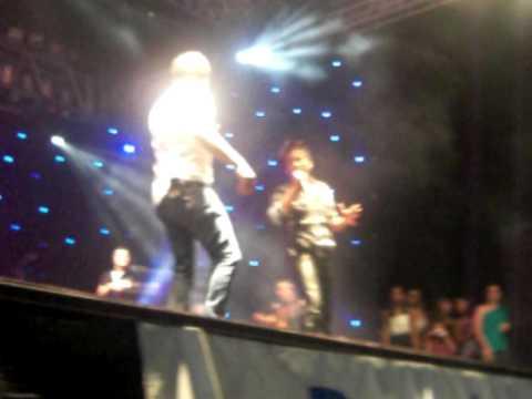 Final do Show de Hugo e Tiago em Birigui/SP