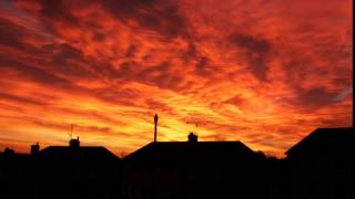Saharan Sunset - 5k timelapse