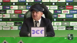 Sassuolo, mister Iachini alla vigilia della gara contro la Fiorentina