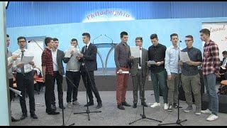 Grup barbatesc – Plugul Evangheliei