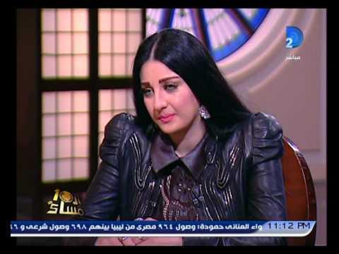"""صافينار تروي تفاصيل إلقاء القبض عليها بتهمة """"إهانة العلم المصري"""""""