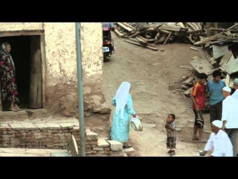 Kashgar's Old City