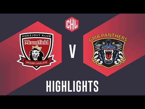 Highlights: Mountfield HK vs. Nottingham Panthers (видео)