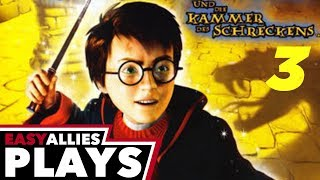 Kyle Plays Harry Potter and the Chamber of Secrets (PS1) - Pt. 3