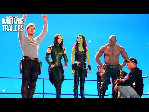 Marvel's Guardians of the Galaxy Vol.2 | DVD Blu-Ray Release Bonus Features Compilation